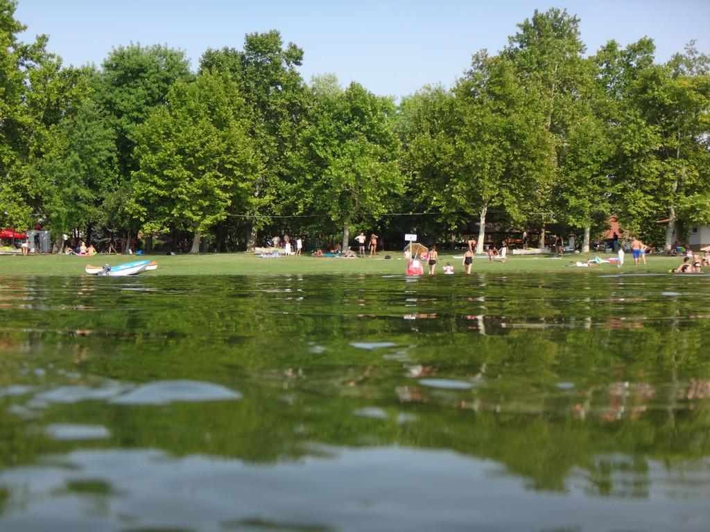 Horgászat a Duna-ági strandokon